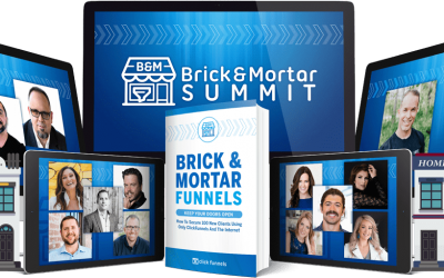 Brick and Mortar Funnel